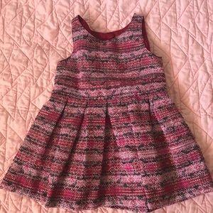 Woven sleeveless dress